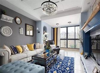 湛江南国豪苑怎么样 如何装修123平方米三室两厅