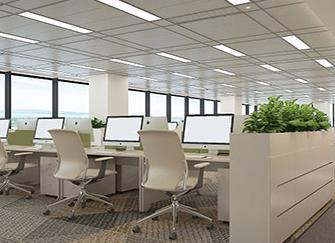 济南办公室装修公司哪家好 济南办公室装修设计案例