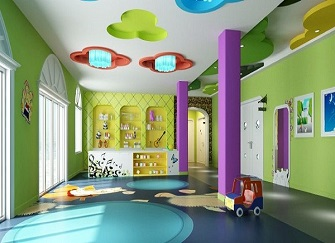 九江幼儿园装修公司 九江市幼儿园装修专业设计