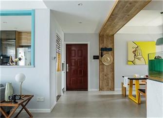漯河120平米三居室北欧风装修设计