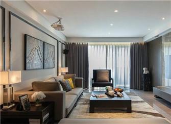 漯河100平米三居室现代简约风装修设计