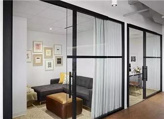 南京办公室装修设计标准 南京小型办公室装修实例图