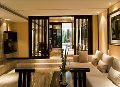 揚州310平別墅美式風格裝修樣板間