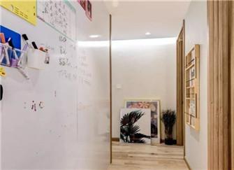 温州95平米新房北欧风装修设计效果图