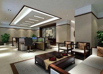 广州写字楼中式装修公司哪家好 广州写字楼中式装修设计要点