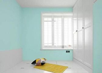 南昌120㎡二手房北欧风格装修案例 轻松舒适的家具氛围