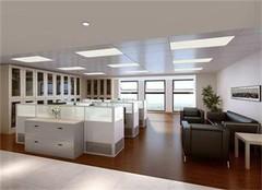 昆明办公室装修公司哪家好 昆明办公室装修效果图