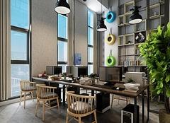 深圳loft办公室装修风格案例 深圳loft办公室装修多少钱