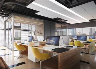 温州办公室装修风格有哪些 温州办公室装修效果图