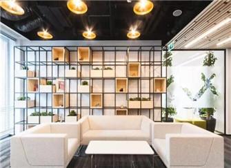 南京个性办公室装修效果图 创意办公室装修注意事项