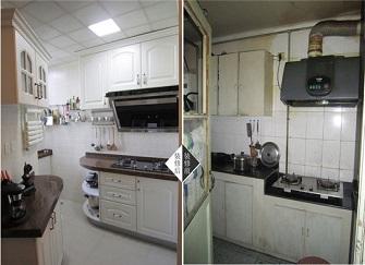 扬州旧房改造装修案例 扬州旧房改造效果图