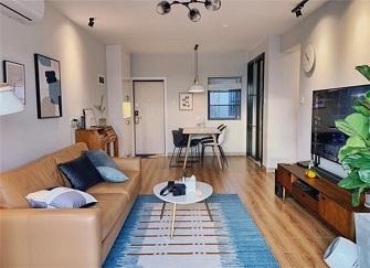 福州东山新苑怎么样 60平米两室一厅怎么装修