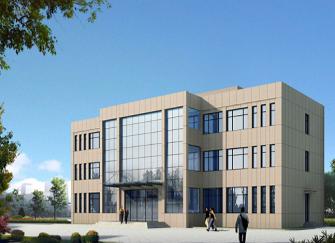 吉林办公楼装修设计案例 写字楼装修施工标准
