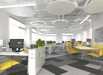 海口办公室装修设计规范 设计办公室要考虑什么问题