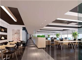 重庆大型办公室装修设计 重庆大型办公室装修公司