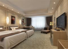北京宾馆装修设计公司 宾馆酒店装修效果图赏析