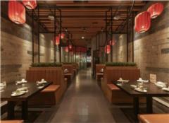 北京饭店装修公司 老北京饭店装修风格