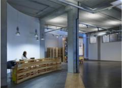 杭州厂房装修设计公司 厂房装修效果图
