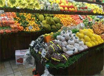 北京水果店裝修有妙招 客流量增加5成沒問題