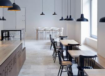 济南咖啡店装修设计效果图 济南咖啡店装修多少钱