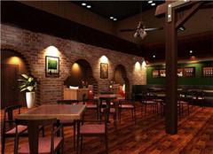 上海酒吧装修布置 酒吧装修风格效果图