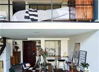 宁波小户型loft装修技巧 小户型loft装修效果图