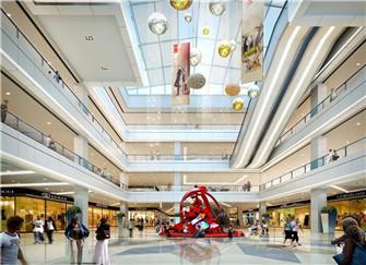 重庆商场装修设计流程 大型商场装修效果图