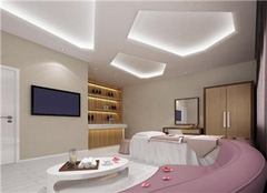 南京60平米小美容店装修图 美容店装修设计要求