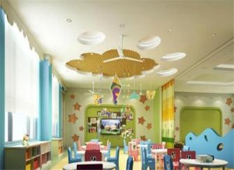 北京幼兒園裝修設計公司 幼兒園裝修效果圖大全