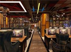 天津网吧装修风格推荐 天津网咖装修设计注意事项