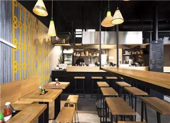 上海餐饮店装修设计 上海餐饮店装修公司
