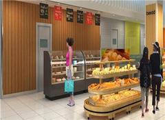 西安超市装修公司哪家好 西安超市装修效果图