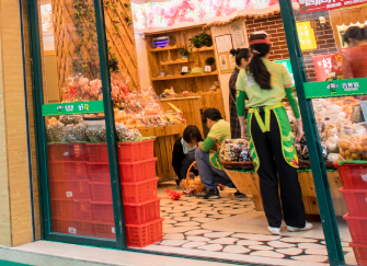 济南水果店装修多少钱 济南水果的装修效果图