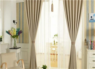 什么颜色的窗帘招财 窗帘的颜色与搭配技巧