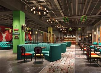 西安餐饮店装修价格标准是多少 餐饮店厨房装修预算
