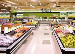 杭州超市裝修公司 超市怎么裝修吸引客戶