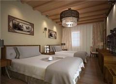达州室内装修设计公司排名 酒店室内装修效果图