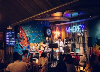 杭州酒吧装修公司哪家好 杭州音乐酒吧效果图