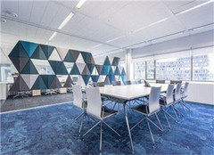 西安会议室装修效果图 小型会议室装修风格哪种好