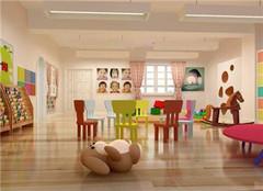 青岛幼儿园装修设计公司排名 青岛市专业幼儿园装修效果图