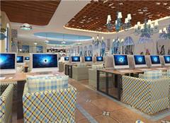 上海主题网咖装修效果图 主题网咖要怎么装修