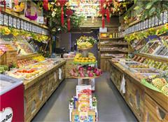 上海水果店装修公司 水果店怎么装修好看