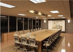 南京会议室装修公司哪家好 南京会议室装修效果图