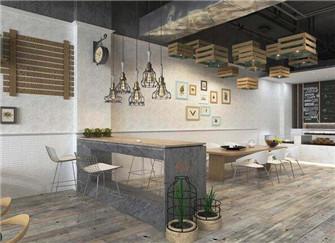 青岛咖啡店装修公司排名 青岛咖啡店装修设计效果图