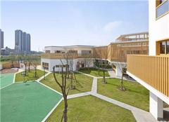 南京幼儿园装修设计案例 幼儿园装修材料怎么选