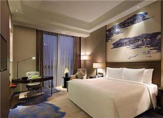 西安五星级酒店装修技巧 酒店客房装修设计要点