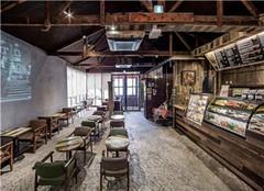 重庆咖啡店装修多少钱 重庆咖啡店装修设计公司