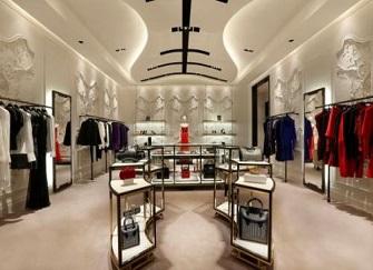 广州商铺装修公司哪家好 商铺装修风格设计效果图