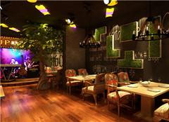 重庆餐馆装修设计 重庆餐馆装修效果图