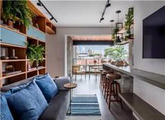 海口小户型公寓装修多少钱 海口小户型公寓装修案例